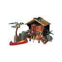 Playmobil Log Cabin Leisure Play Set