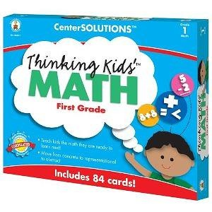 Carson-Dellosa Publishing Thinking Kids? Math Grade 1