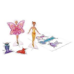 Fisher-Price Digital Arts and Crafts Studio Barbie Story Book Creator