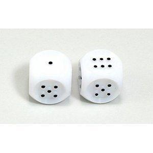 Tactile Dice 2-Each