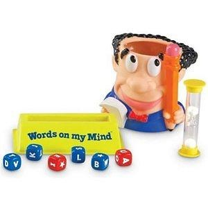 Words On My Mind? Game