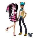 Monster High Draculaura And Clawd Wolf Doll Giftset