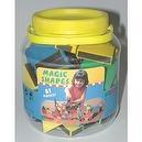 Edushape Jumbo Magnetic - Upper Case Letters toys