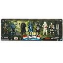 G.I. JOE Hasbro Resolute 3 3/4 Cobra Action Figure Collector 7Pack Set