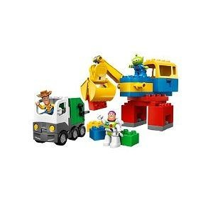 LEGO Duplo 5691 Disney Toy Story 3 Limited Edition Space Crane [Toy]