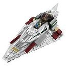 LEGO Star Wars Exclusive Special Edition Set #7868 Mace Windus Jedi Starfighter