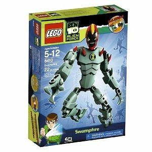 LEGO Ben 10 Alien Force Swampfire (8410)
