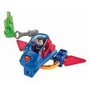 Fisher-Price TRIO DC Super Friends Superman and Space Sled