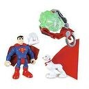 Imaginext DC Super Friends Mini Figure Superman