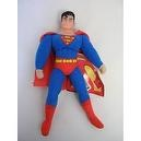 "Justice League Superman 9"" Plush Doll with Vinyl Head"