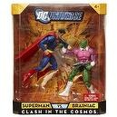 DC Universe Infinite Heroes Collector Superman / Brainiac Figures 2-Pack