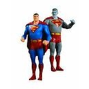 DC Direct All-Star Superman Action Figure Collector Set 2