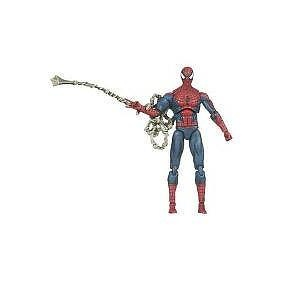 """Marvel Universe 3 3/4"""" Series 1 Action Figure Spider-Man(Colors May Vary)"""