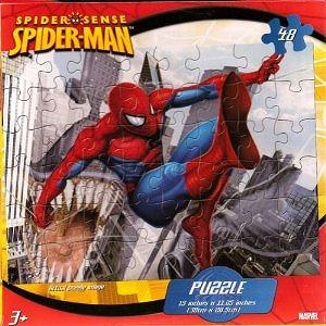 Spider-Man Puzzle 48 Piece