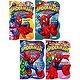 Spider-man & Friends Shaped Board - Set of 4 (Strong Friendships, Sharing & Caring, Loyalty & Respect, The Best of Friends)