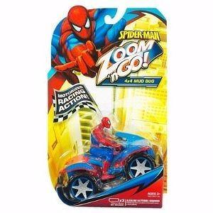 Spider-Man Zoom n Go 4x4 Mud Bug