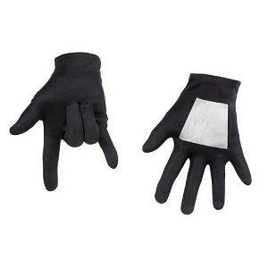 Black-Suited Spider-Man Gloves Child Accessory Kids Black Spiderman Gloves