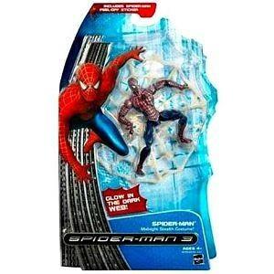 Spider-Man Movie Classic3 Spider-Man Midnight Stealth Action Figure