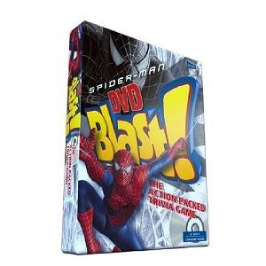 Spiderman DVD Blast