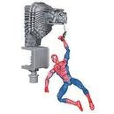 Spiderman Classic Trilogy Heroes Action Figures - Spiderman With Gargoyle Base