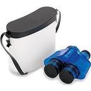 Safari LTD Blue Translucent Binocular with Vinyl Case