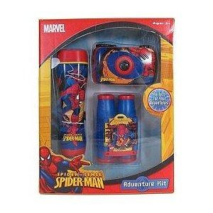 Sakar 3 PC. Spiderman Gift Set