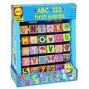 Alex ABC - 123 First Words