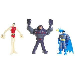 Batman: The Brave and the Bold Batman and Plastic Man Playset
