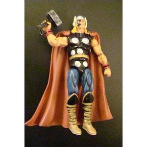 Marvel Universe Exclusive Action Figure 2Pack Thor Full Size 12 Inch Goliath Includes Civil War #4
