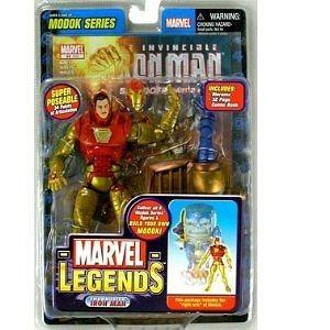 Marvel Legends Modok Series Thorbuster Iron Man Action Figure