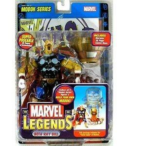 Marvel Legends Beta Ray Bill Figure Modok Series