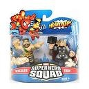 Marvel Superhero Squad Series 20 Mini 3 Inch Figure 2Pack Hercules Thor