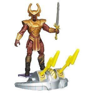 Thor Deluxe Action Figures Hiemdall