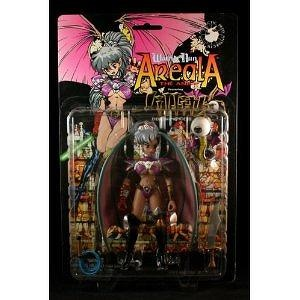 LILLITH DEMON PRINCESS 5½ Inch Action Figure & Accessories from Ben Dunns Warrior Nun Areala The Anime Comic Series