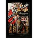 WARRIOR NUN AREALA * ANIME VERSION * 5 Inch Action Figure & Accessories from Ben Dunns Warrior Nun Areala Comic Series
