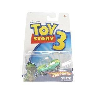 Disney / Pixar Toy Story 3 Hot Wheels Die Cast Vehicle Blastin Buzz