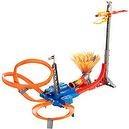 Hot Wheels Sky Jump Track Set