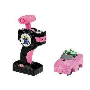 GeoTrax Disney Pixar Toy Story 3 Getaway Turbo RC - Martian Car