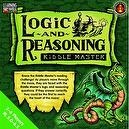 Edupress Ep-lrn1060 Logic & Reasoning Riddle Master Green Level 5.0-6.5