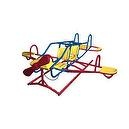 Lifetime Ace Flyer Airplane Teeter Totter (Primary Colors)