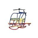 Lifetime Helicopter Teeter Totter (Primary Colors)