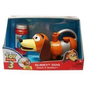 Disney Toy Story Slinky Dog Bubble Maker