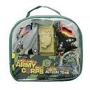 DELUXE 100 PIECE MILITARY ARMY PLAY SET - TANKS PLANES BUNKERS SOLDIERS FLAGS, AND PLAYMAT **SEALED**