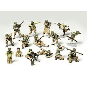 Tamiya 1:48 WWII US Army GI Set