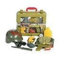Deluxe Military Playset