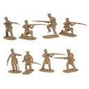 Napolonic Wars 1812 Russian Army Moscow Militia (20) 1/32 Armies in Plastic