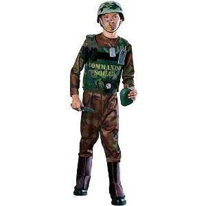 US Army Commando Kids Costume Child Commando Costume