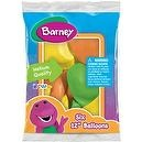 "Barney 12"" Assorted Color Balloons"