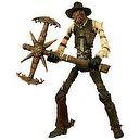 Ghost Rider Scarecrow Figureure