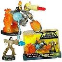Attacktix Marvel Battle Masters Mega Ghost Rider & Wallow